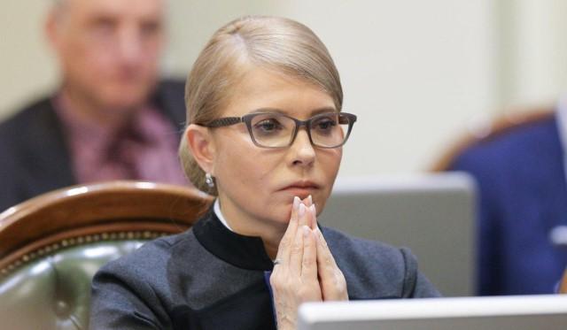 Тимошенко наполягає на розгляді законопроекту № 1177, відповідно до якого газ українського видобутку спрямовується на потреби населення і ТКЕ